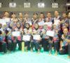Raih 6 Medali Emas, IPSI Muba Hadiahi Bupati Juara Umum