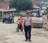 Kapolsek Sanga Desa Atasi Macet dan Berantas Dugaan Pungli Jembatan Panai