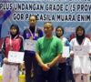 Open Turnamen Taekwondo, Muba Duduki Runner Up