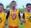 Tiga Anak Usia Dini Terpilih Menjadi Pemain Terbaik