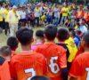 Ribuan Penonton Padati Lapangan Alun-Alun Selatan Pagar Alam