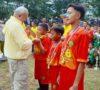 Dimas Terpilih Jadi Punggawa Timnas All Star Alex Noerdin Cup 2019