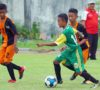 SMP Megang Sakti Juara Alex Noerdin Cup 2019