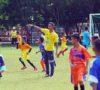 Amirul dan Mahyadi Panggabean Berikan Coaching Clinic