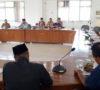 DPRD Bengkulu Gelar Rapat Pengusulan Pelantikan Bupati