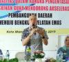 Kota Manna Usulkan 100 Persen Pembangunan Fisik