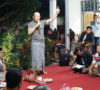 Gusnan Mulyadi Gelar Pertemuan dengan Pedagang Pasar Tradisional