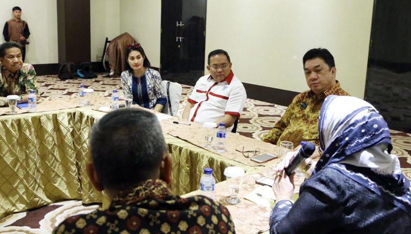 Tekan Angka Kemiskinan, Dodi Reza Bakal Bentuk Forum CSR Kesos