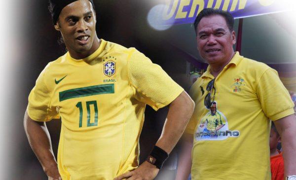 Puncak Alex Noerdin Cup, Ronaldinho Hadir ke Palembang