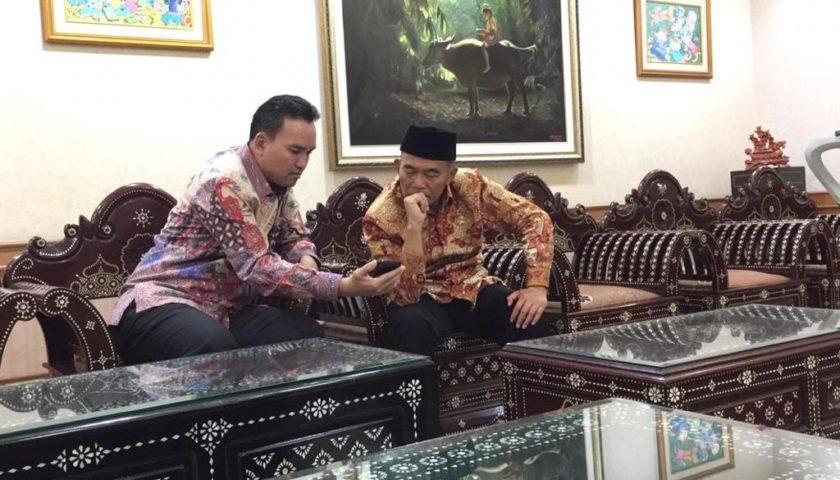 Mendikbud Dorong Realisasi SMK Kelapa Sawit di Muba