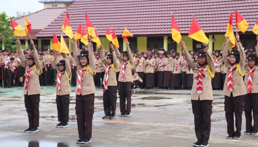 Ratusan Pelajar Hadiri 3rd MASCOM