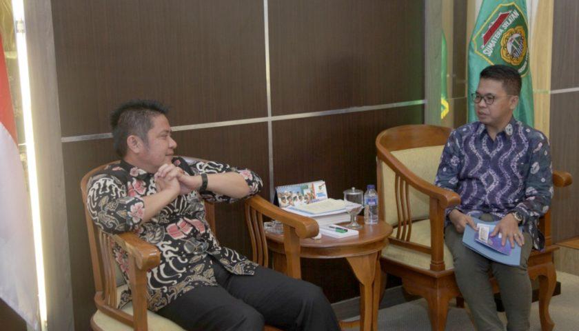 Gubernur Support Penuh PWI Sumsel, Akan Hadir Langsung Pada Pelantikan