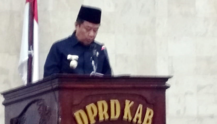 Dalam Pembahasan RPJMD, Bupati Minta Kerjasama Anggota DPRD