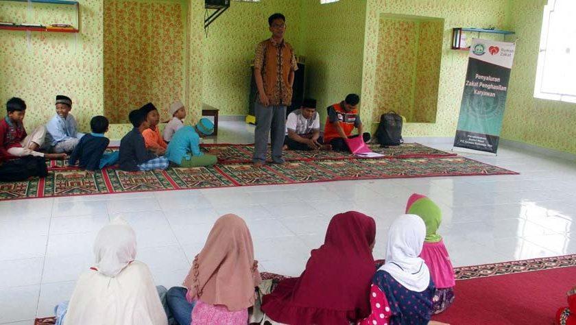 Anak Juara Rumah Zakat Belajar Metode Menghafal Al Quran
