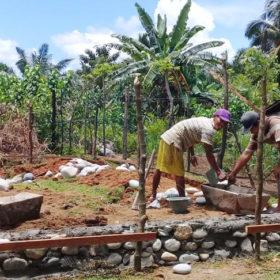 Desa Kembang Ayun Mulai Lakukan Pembangunan