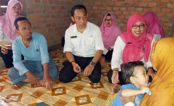 Penderita Hemangioma Ditanggung Pemkab Muba