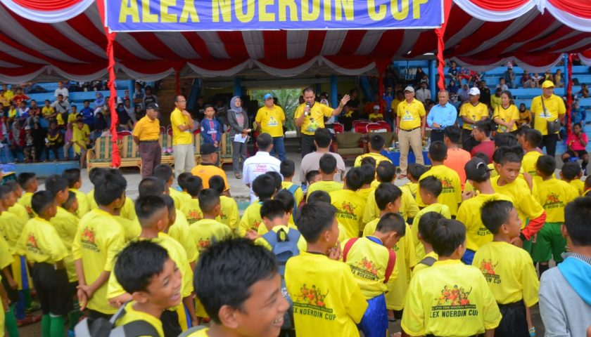 280 Anak Usia Dini Ikuti Coaching Clinic