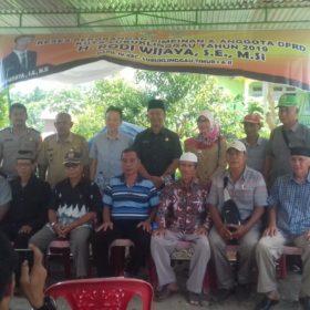 Gandeng Yayasan Kanker, Rodi Wijaya Serap Aspirasi Warga