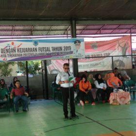 Tingkatkan Prestasi Futsal, BPPO Dispora Gelar Kejuaraan