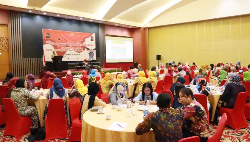 Penanggulangan Terorisme, BNPT Libatkan Perempuan