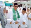 Bupati PALI Ikut Manasik Haji Bersama Anak PAUD dan TK