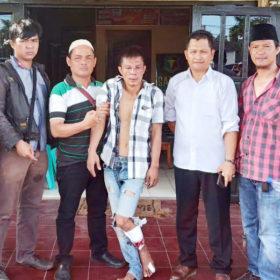 Berusaha Kabur, Iwan Pelaku Curanmor Ditembak Polisi