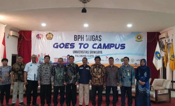 Deputi Bidang Perencanaan SKK Migas Hadiri BPH Migas Goes To Campus
