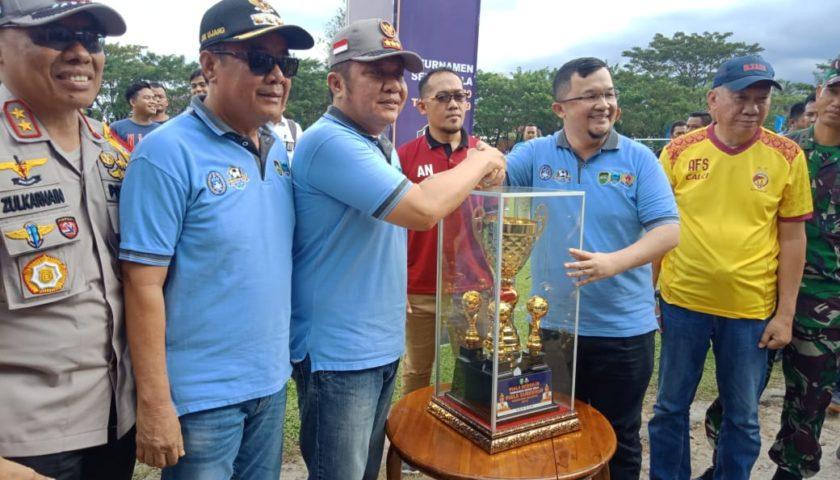 Turnamen Sepak Bola Gubernur Cup U-20 Resmi Dibuka