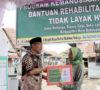 Program Bedah Rumah Upaya Menekan Angka Kemiskinan