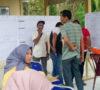 PPK Lembak Rekapitulasi Penghitungan Suara Pemilu Serentak