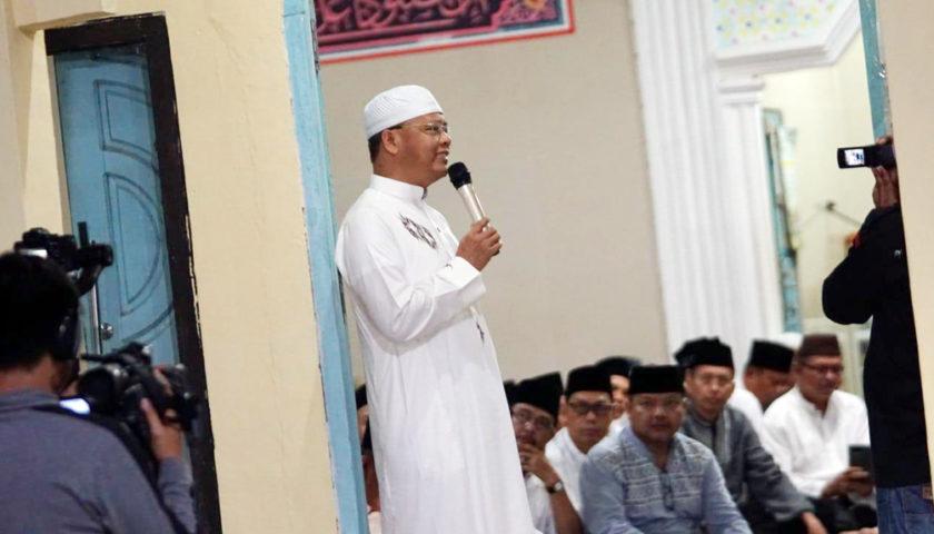 Gubernur Bengkulu Lakukan Safari Ramadhan