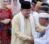 Safari Ramadhan, Dodi Reza Syiarkan Perda Pesta Rakyat dan Perda Zakat