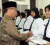 14 Orang Pejabat Administrasi – CPNS PTT Kemenkes Dilantik