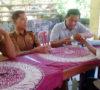 Desa Tanjung Besar Gelar Pengecekan Golongan Darah