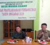 Pemdes Muara Danau Gelar Musyawarah Pra Pembangunan