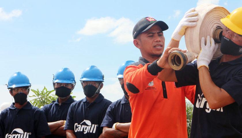 Cargill Pertegas Kebijakan Zero Burning Policy Untuk Mendukung Masyarakat Lokal