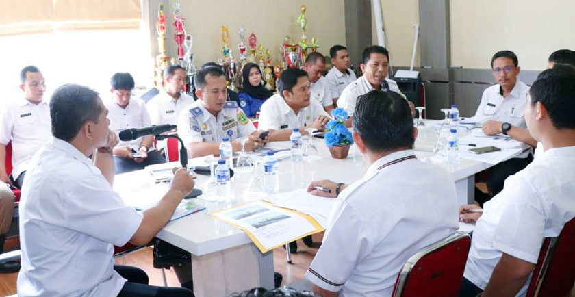 Kontingen Peserta KTNA XIII Bakal Ikut Defile Opening Ceremony