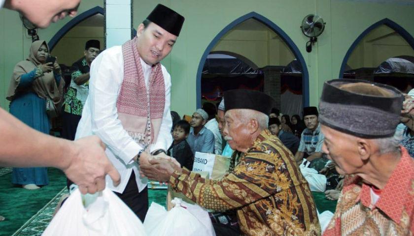 Tutup Safari Ramadhan, Wabup Pesan Tetap Jaga Kodusifitas Wilayah