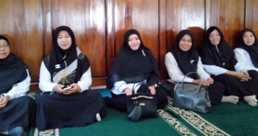 Jamaah Haji Kabupaten Lahat Ikuti Manasik
