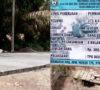 Proyek Jalan Cor Beton Desa Air Enau Diduga Tidak Sesuai RAB