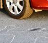 Pelajar Tewas Ditabrak Mobil
