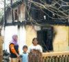 Rumah Khoiri Hangus Terbakar