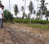 Proyek Irigasi di Seginim dan Air Nipis Dipertanyakan