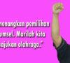 Eddy Rianto Siap Menangkan Ketua KONI Sumsel