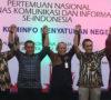 Dinas Kominfo Muba Bersama ANTARA Siap Bersinergi Jaga NKRI