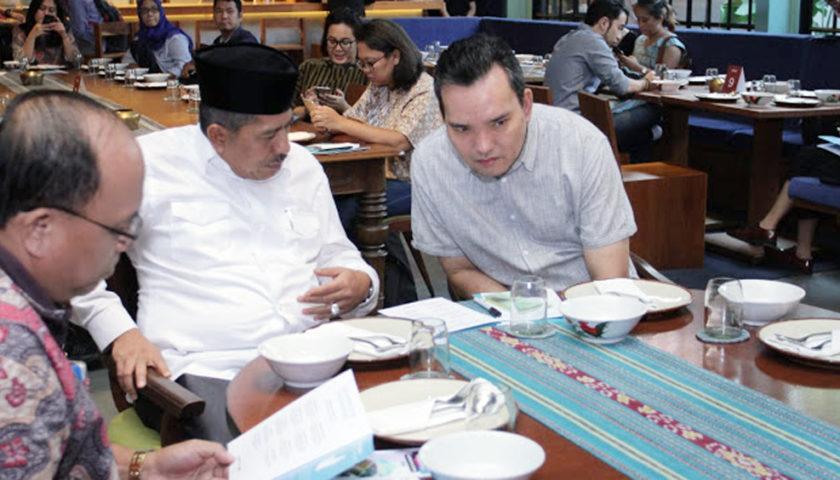 """Wabup Muba Hadiri Buka Puasa Bersama LTKL Di Pertemuan High Level """"A Taste Of Kalimantan"""""""