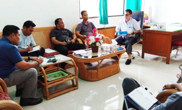 Minggu, Launching Program Indonesia Terang di Bengkulu Selatan