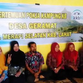 Mantapkan Program, Kelompok Kerja Kampung KB Desa Gramat Adakan Pertemuan