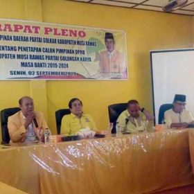 Usul Nama Capim DPRD, Firdaus Cik Olah Dominan Disetujui Kader Golkar