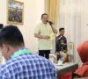 Dodi Reza Alex Sambut Tim Verifikasi Kabupaten Sehat, Thia Yufada Paparan Strategi pemantapan Kabupaten Muba Sehat